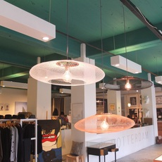 Ufo medium  suspension pendant light  atelier robotiq ufo medium lightcopper  design signed 42958 thumb