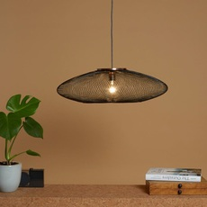 Ufo small  suspension pendant light  atelier robotiq ufo small charcoalblack  design signed 42936 thumb