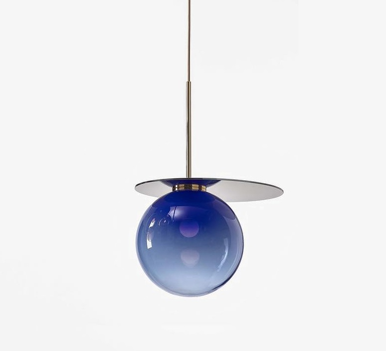 Umbra studio dechem suspension pendant light  bomma 1 80 95111 1 00blu 350 b   design signed 47397 product