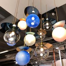 Umbra studio dechem suspension pendant light  bomma 1 80 95111 1 00smo 350 b  design signed 47395 thumb