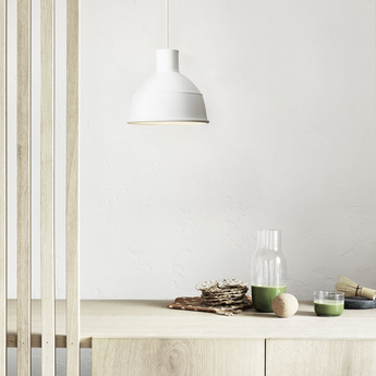 Suspension unfold blanc o32 5cm h29 5cm muuto normal