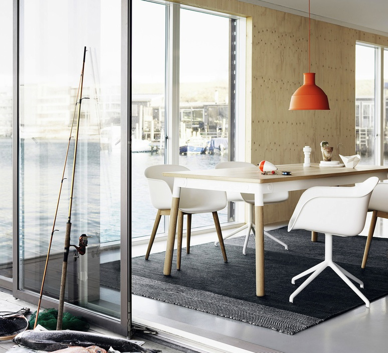 Unfold form us with love suspension pendant light  muuto 09008  design signed 33675 product