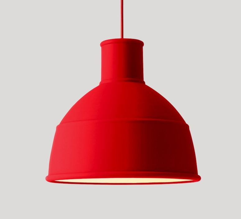 Unfold form us with love suspension pendant light  muuto 09009  design signed 33630 product