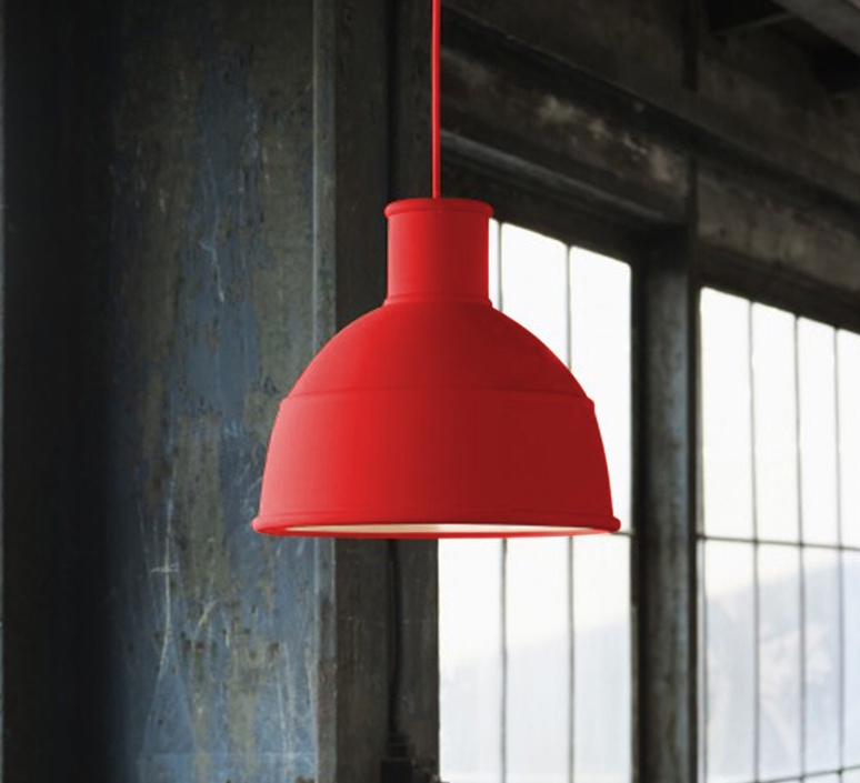 Unfold form us with love suspension pendant light  muuto 09009  design signed 56424 product