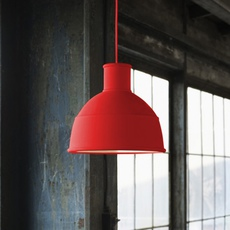 Unfold form us with love suspension pendant light  muuto 09009  design signed 56424 thumb
