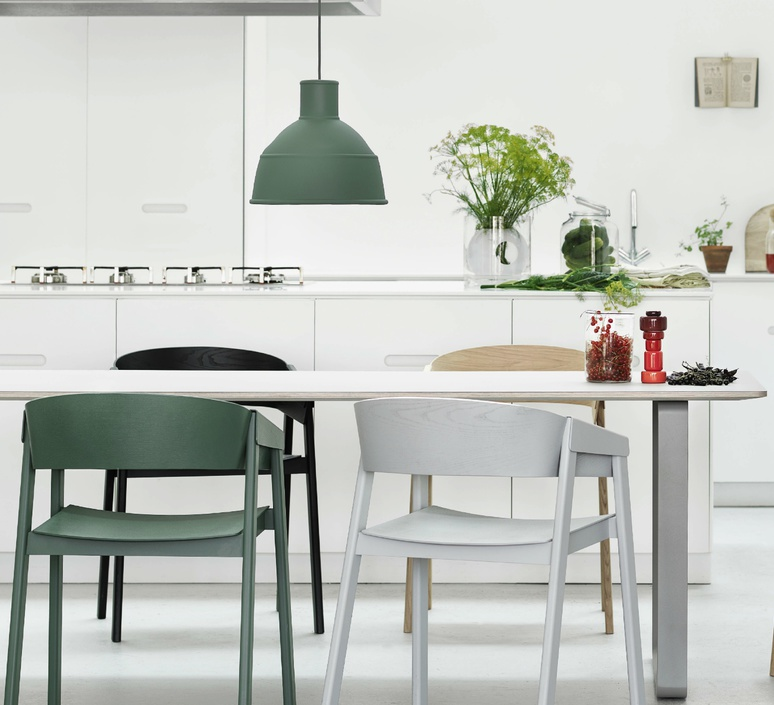 Unfold form us with love suspension pendant light  muuto 09007  design signed 33671 product