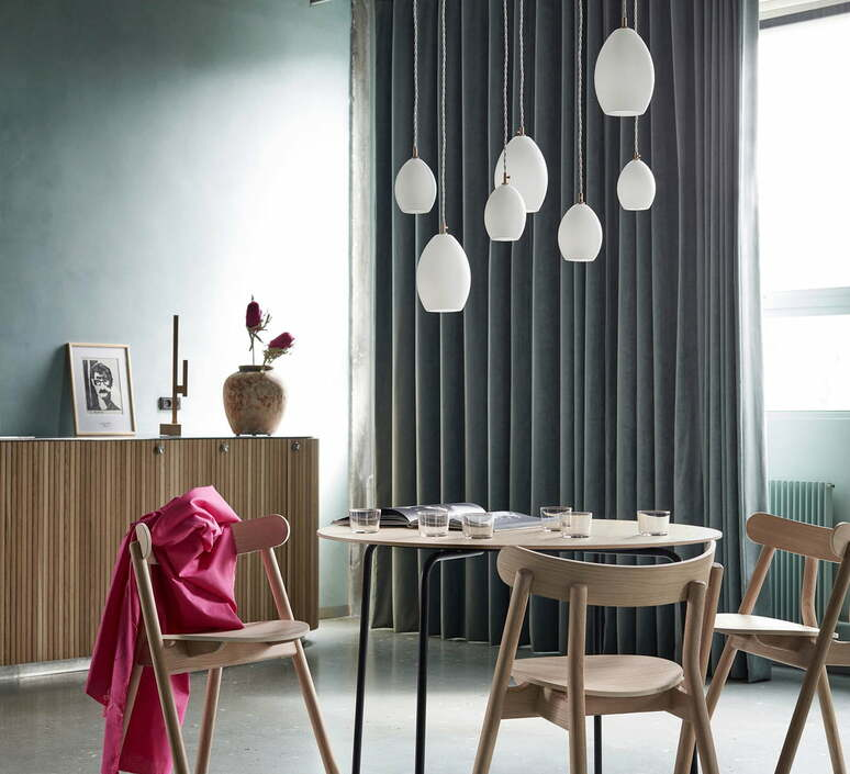 Unika small anne louise due de fonss et anders lundqvist suspension pendant light  northern northernlighting unika 532  design signed nedgis 86557 product