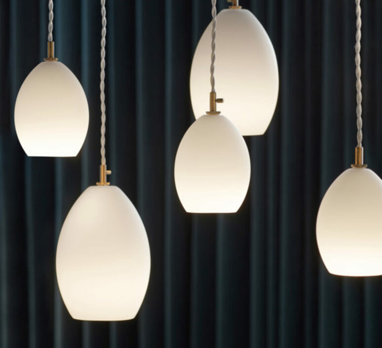 Unika small anne louise due de fonss et anders lundqvist suspension pendant light  northern northernlighting unika 532  design signed nedgis 86558 product