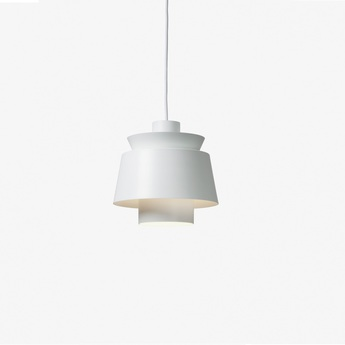 Suspension utzon blanc o23cm andtradition normal