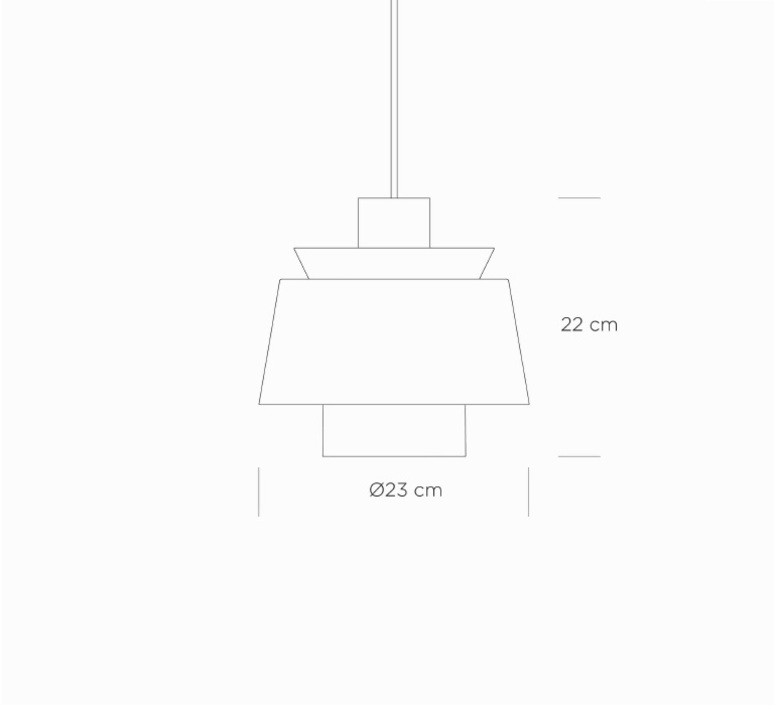 Utzon jorn utzon andtradition 206097 luminaire lighting design signed 27165 product