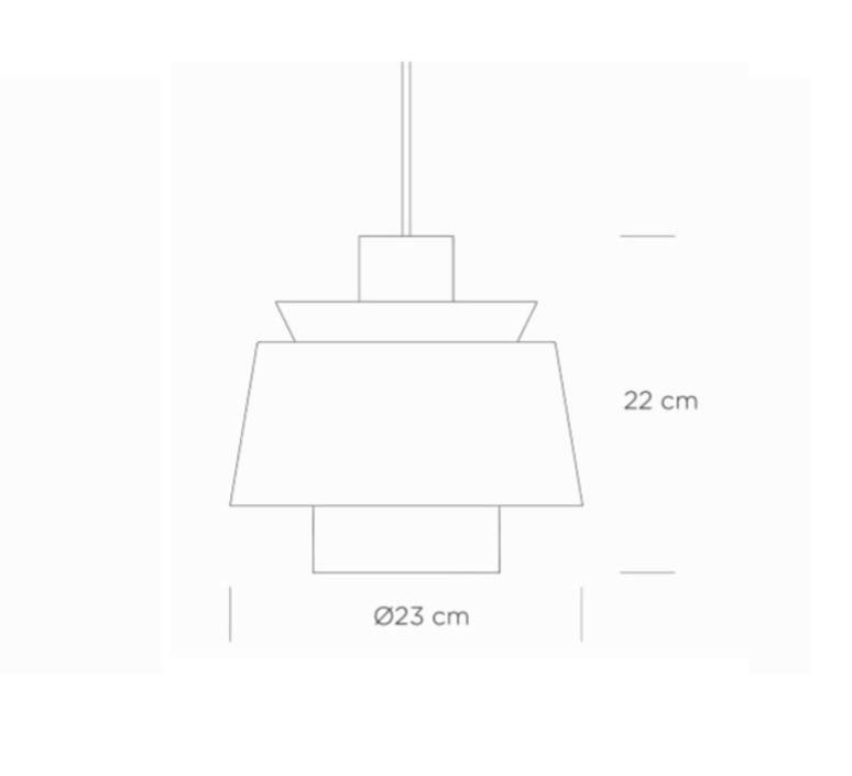Utzon jorn utzon andtradition 206097 luminaire lighting design signed 29759 product