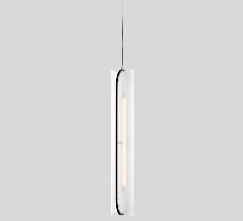 Vale 1 dali  caine heintzman suspension pendant light  andlight val 1 p clr ant 27 dal 230  design signed nedgis 89853 product