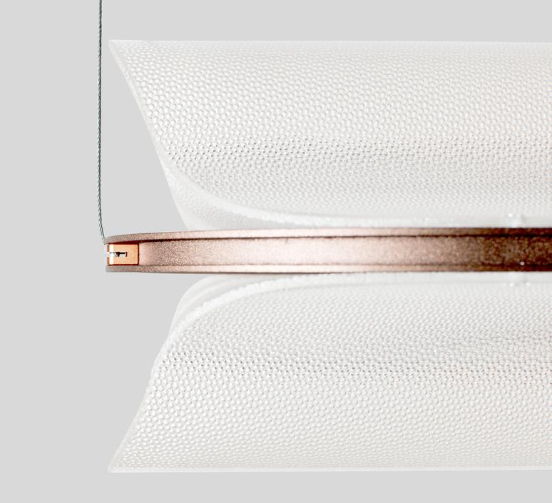 Vale 1 dali  caine heintzman suspension pendant light  andlight val 1 p clr rst 27 dal 230  design signed nedgis 89922 product