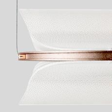 Vale 1 dali  caine heintzman suspension pendant light  andlight val 1 p clr rst 27 dal 230  design signed nedgis 89922 thumb