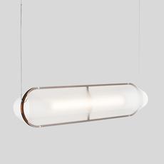 Vale 1 dali  caine heintzman suspension pendant light  andlight val 1 p clr rst 27 dal 230  design signed nedgis 89925 thumb