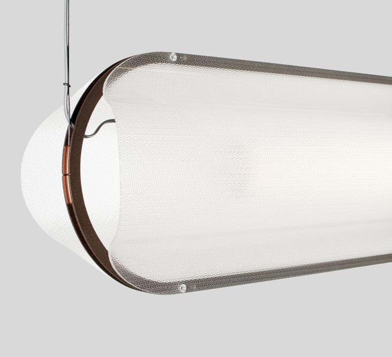 Vale 1 dali  caine heintzman suspension pendant light  andlight val 1 p clr rst 27 dal 230  design signed nedgis 89926 product