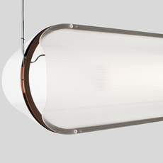 Vale 1 dali  caine heintzman suspension pendant light  andlight val 1 p clr rst 27 dal 230  design signed nedgis 89926 thumb