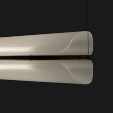 Vale 1 dali  caine heintzman suspension pendant light  andlight val 1 p clr rst 27 dal 230  design signed nedgis 89928 thumb