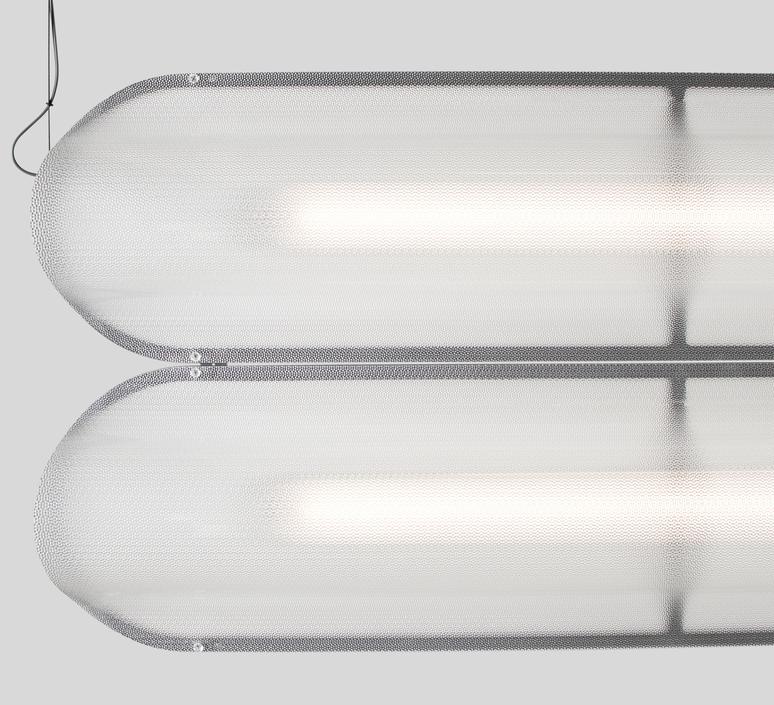 Vale 2 dali  caine heintzman suspension pendant light  andlight val 2 p clr ant 27 dal 230  design signed nedgis 89957 product