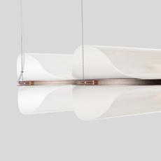 Vale 2 dali  caine heintzman suspension pendant light  andlight val 2 p clr rst 27 dal 230  design signed nedgis 89977 thumb