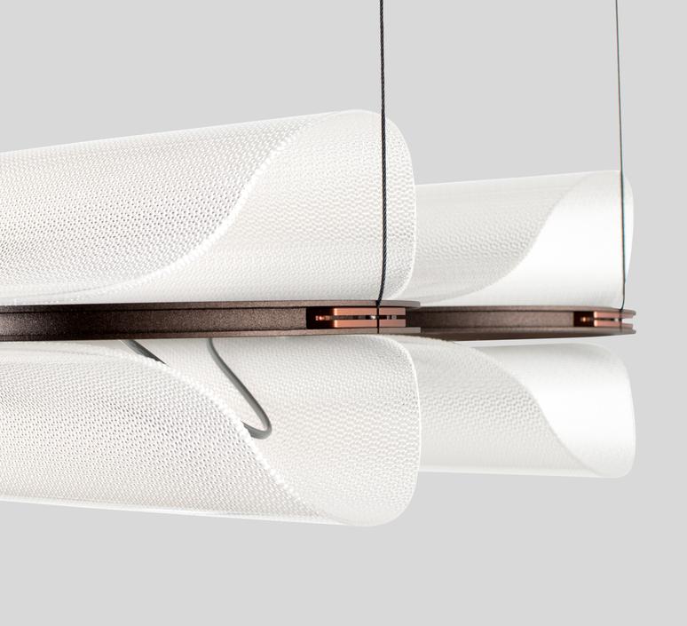 Vale 2 dali  caine heintzman suspension pendant light  andlight val 2 p clr rst 27 dal 230  design signed nedgis 89978 product