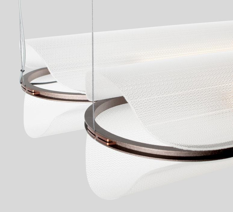 Vale 2 dali  caine heintzman suspension pendant light  andlight val 2 p clr rst 27 dal 230  design signed nedgis 89980 product