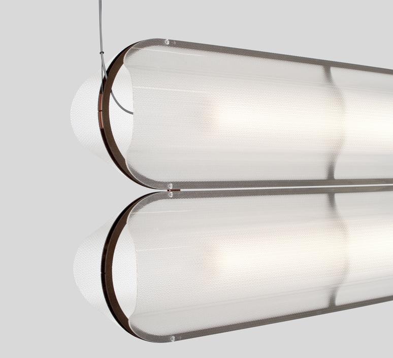 Vale 2 dali  caine heintzman suspension pendant light  andlight val 2 p clr rst 27 dal 230  design signed nedgis 89984 product