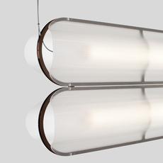 Vale 2 dali  caine heintzman suspension pendant light  andlight val 2 p clr rst 27 dal 230  design signed nedgis 89984 thumb