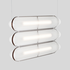 Vale 3 dali  caine heintzman suspension pendant light  andlight val 3 p clr rst 27 dal 230  design signed nedgis 90037 thumb