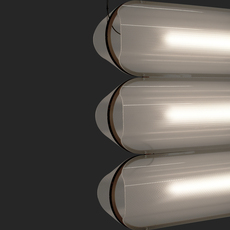 Vale 3 dali  caine heintzman suspension pendant light  andlight val 3 p clr rst 27 dal 230  design signed nedgis 90038 thumb