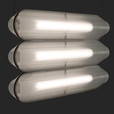 Vale 3 dali  caine heintzman suspension pendant light  andlight val 3 p clr rst 27 dal 230  design signed nedgis 90039 thumb