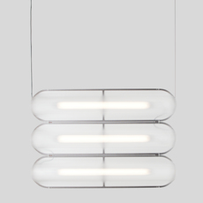 Vale 3 dali  caine heintzman suspension pendant light  andlight val 3 p clr rst 27 dal 230  design signed nedgis 90040 thumb