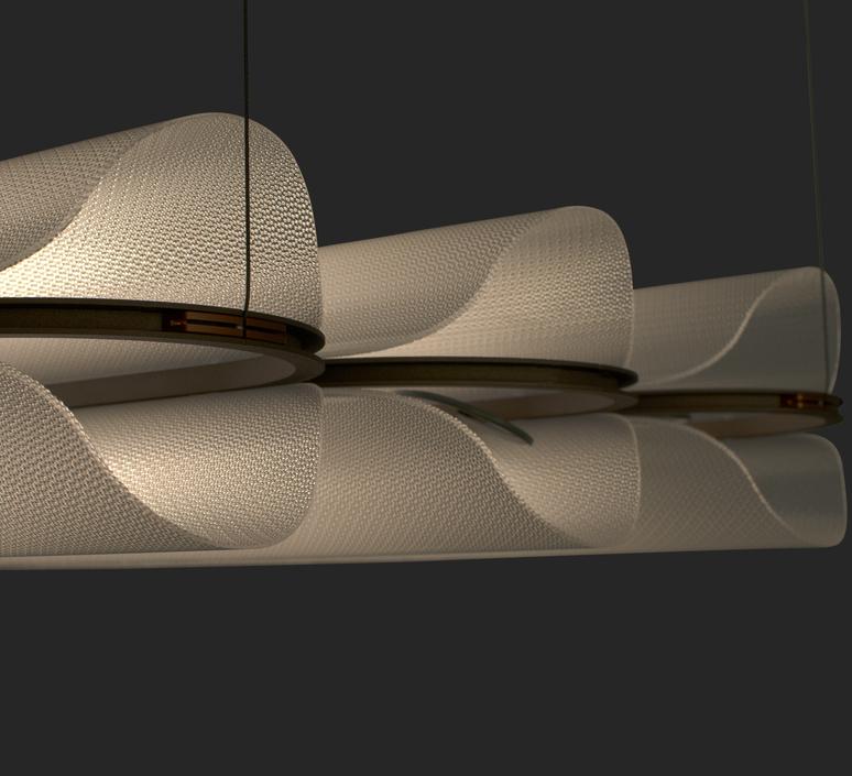 Vale 3 dali  caine heintzman suspension pendant light  andlight val 3 p clr rst 27 dal 230  design signed nedgis 90042 product