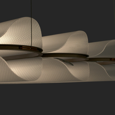 Vale 3 dali  caine heintzman suspension pendant light  andlight val 3 p clr rst 27 dal 230  design signed nedgis 90042 thumb