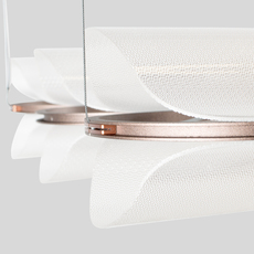 Vale 3 dali  caine heintzman suspension pendant light  andlight val 3 p clr rst 27 dal 230  design signed nedgis 90043 thumb