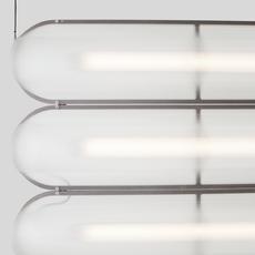 Vale 3 dali  caine heintzman suspension pendant light  andlight val 3 p clr rst 27 dal 230  design signed nedgis 90046 thumb