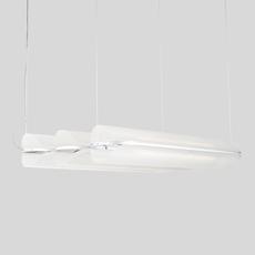 Vale 3 dali  caine heintzman suspension pendant light  andlight val 3 p clr sil 27 dal 230  design signed nedgis 90061 thumb