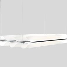 Vale 3dali  caine heintzman suspension pendant light  andlight val 3 p clr ant 27 dal 230  design signed nedgis 90015 thumb