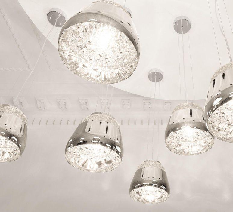 Valentine  suspension pendant light  moooi molva ca  design signed 57271 product