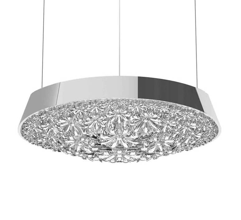 Valentine flat  suspension pendant light  moooi molvafa c  design signed 57311 product
