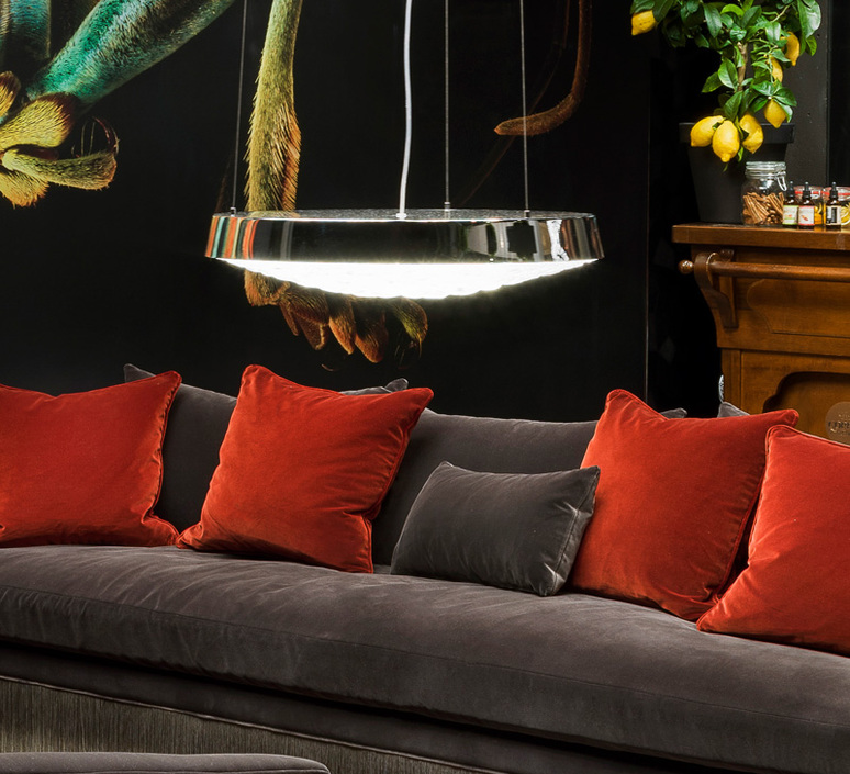 Valentine flat  suspension pendant light  moooi molvafa c  design signed 59575 product
