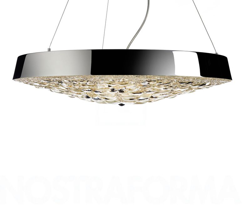 Valentine flat  suspension pendant light  moooi molvafa x  design signed 57312 product