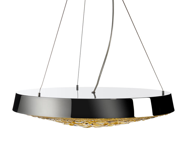 Valentine flat  suspension pendant light  moooi molvafa x  design signed 57315 product