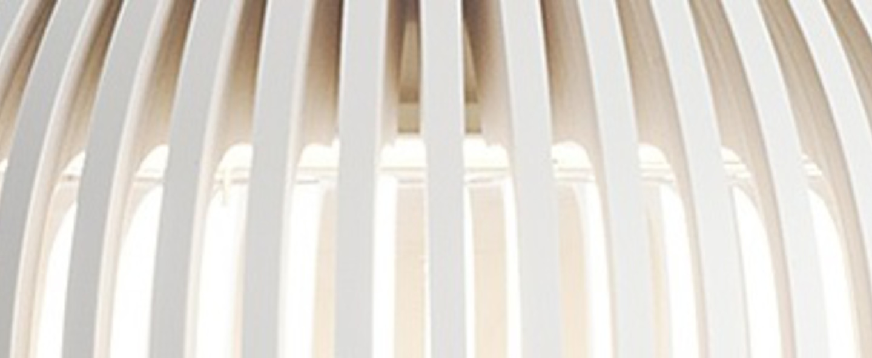 Suspension victo blanc o56cm secto design normal