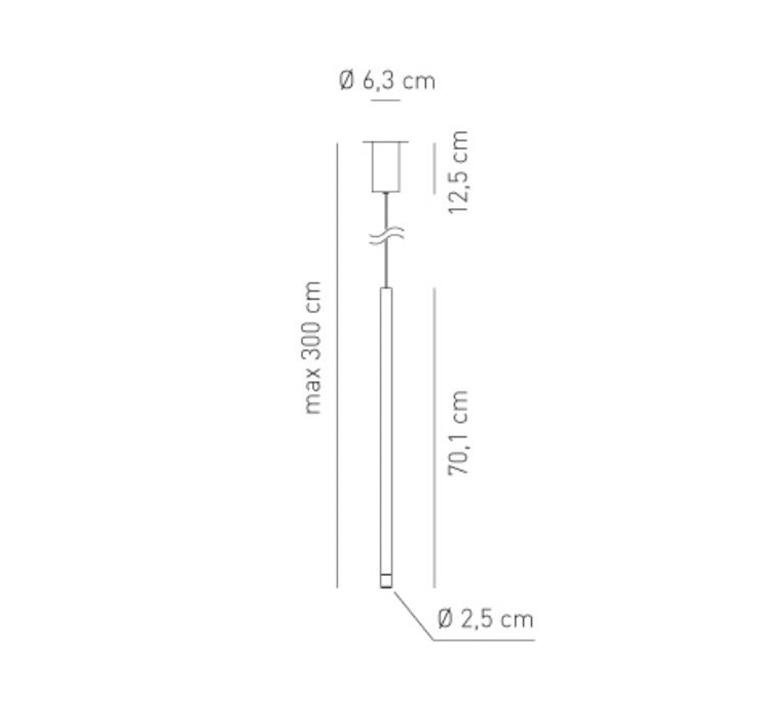 Virtus manuel et vanessa vivian suspension pendant light  axolight e210110732  design signed nedgis 106212 product