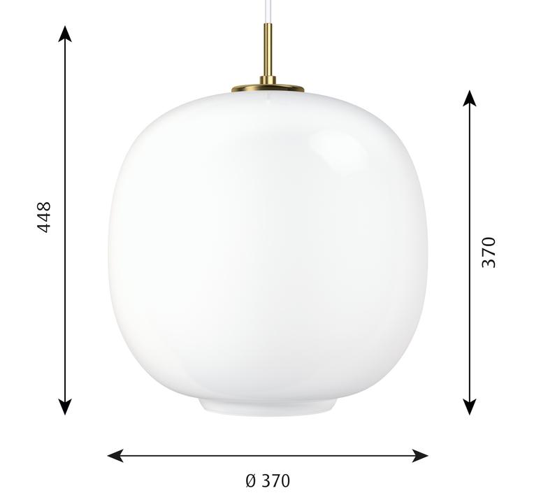 Vl45 m vilhelm lauritzen suspension pendant light  louis poulsen 5741098185  design signed 49030 product