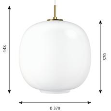 Vl45 m vilhelm lauritzen suspension pendant light  louis poulsen 5741098185  design signed 49030 thumb