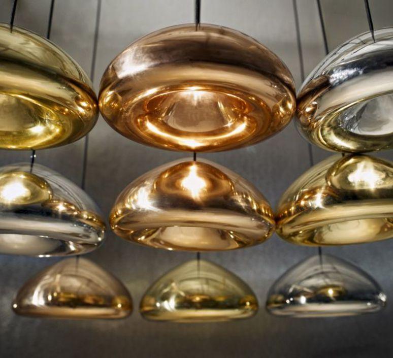 Void  suspension pendant light  tom dixon vos01b peum2  design signed 38483 product