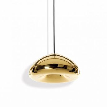 Suspension void laiton l30cm h15cm tom dixon normal