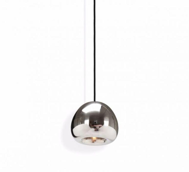 Void mini  suspension pendant light  tom dixon vos02s peum2  design signed 38466 product